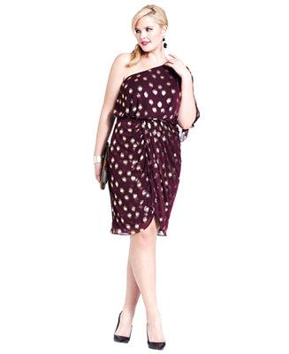 Adrianna Papel Plus Size Dresses - Long Dresses Online