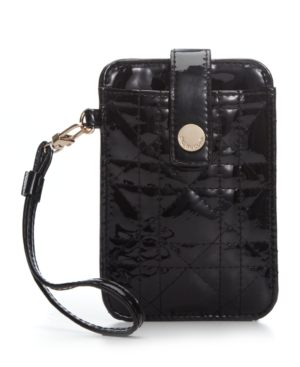 Big Buddha Handbag, Quilted Patent iPhone Case
