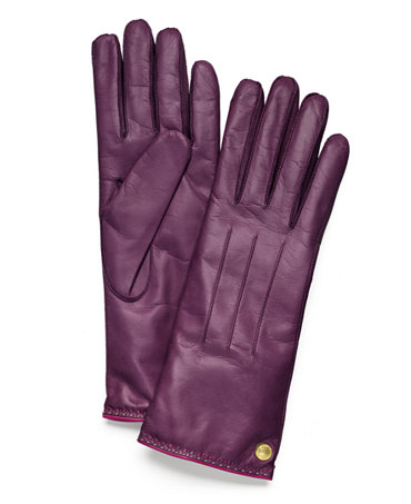 COACH BASIC GLOVE from macys.com