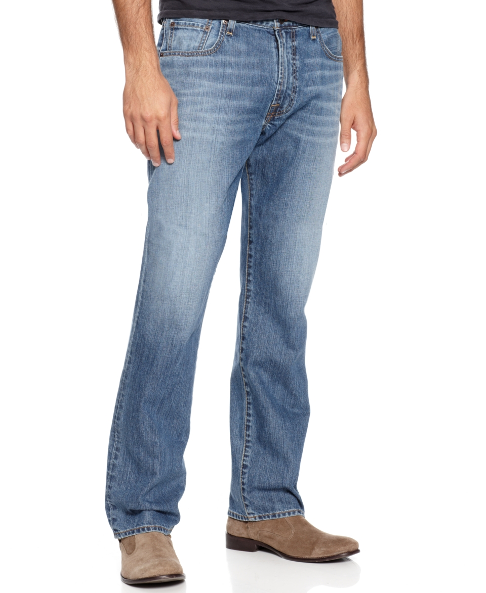 Lucky Brand Jeans, 181 Relaxed Straight Jeans   Jeans   Men