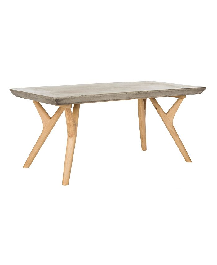 Safavieh - Pacey Coffee Table, Quick Ship