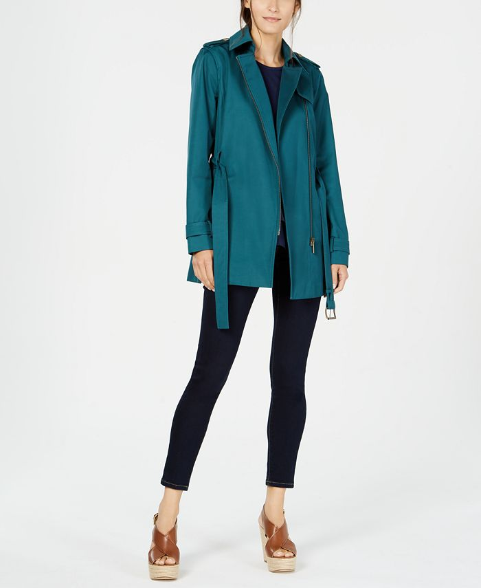 Michael Kors - Belted Trench Coat