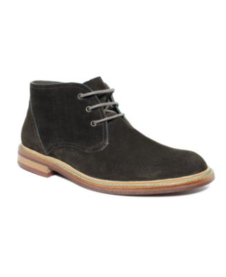 Mens Suede Shoes Gray