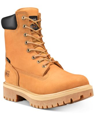 Direct Attach Steel Toe Boots