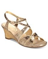 Gold Strappy Sandals: Buy Gold Strappy Sandals at Macy's