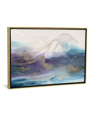 Harmony Beach by Blakely Bering Gallery-Wrapped Canvas Print - 18