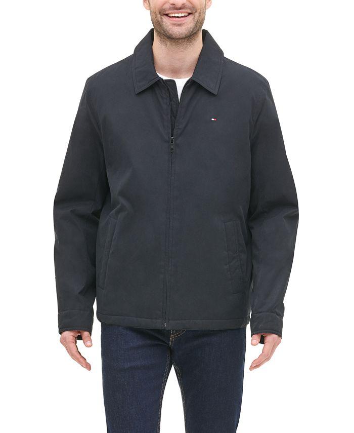 Tommy Hilfiger - Men's Lightweight Full-Zip Jacket