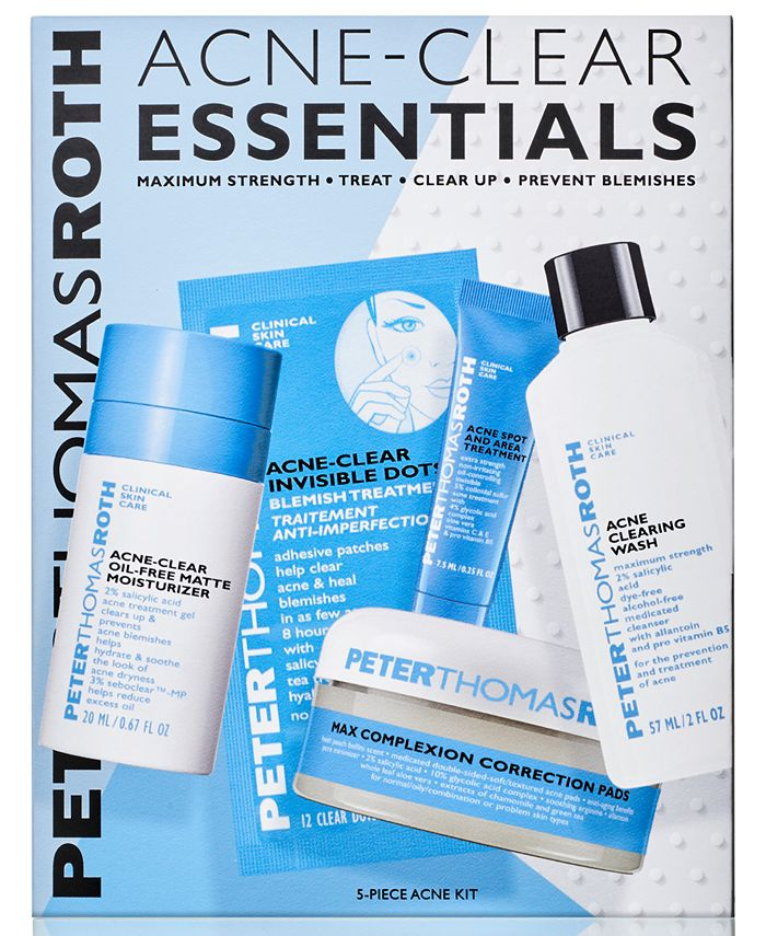 Peter Thomas Roth - 5-Pc. Acne-Clear Essentials Set