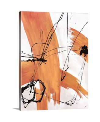 """Adaptation"" by  Joshua Schicker Canvas Wall Art - 18 in. x 24 in."
