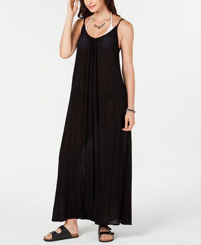 Raviya - Sleeveless Cover-Up Maxi Dress