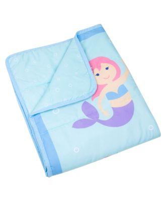 Baby Mermaids 3 Pc Bed in a Bag
