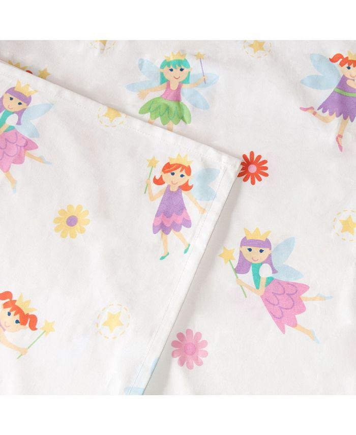 Wildkin - Fairy Princess Twin Sheet
