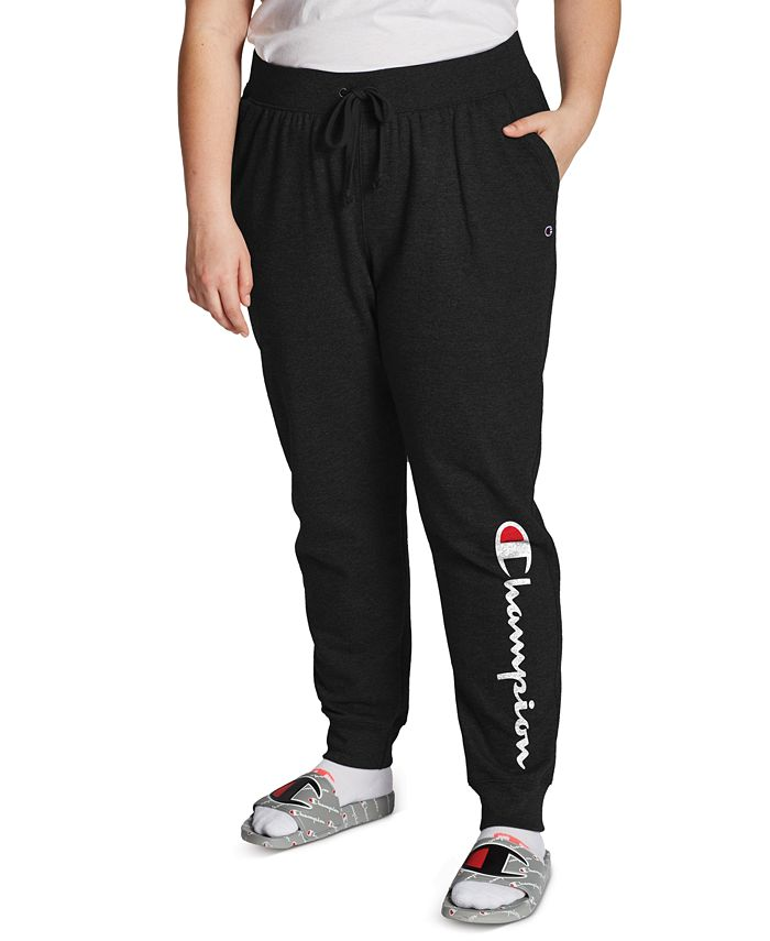 Champion - Plus Size Ribbed Joggers