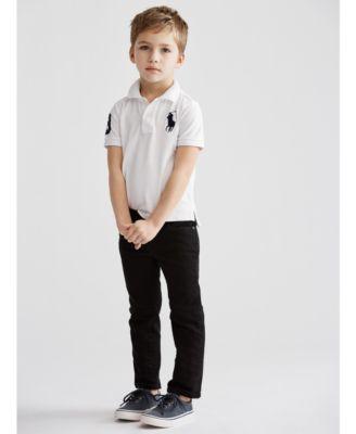 Toddler Boys Hampton Straight-Fit Denim Jeans