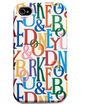 Dooney & Bourke iPhone Case, Retro DB