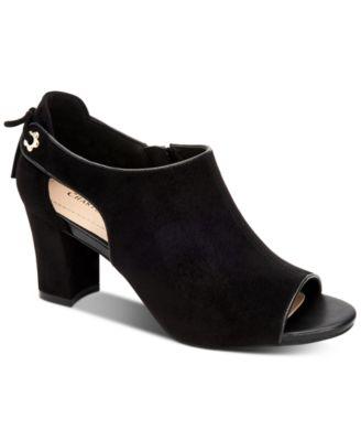 macys peep toe sandals