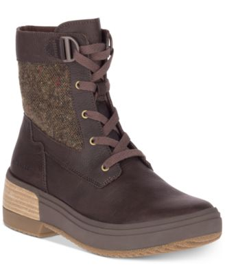 Haven Mid Lace-Up Waterproof Boots