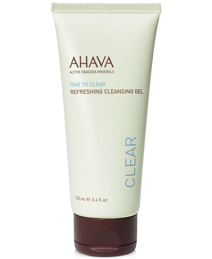 Ahava - Refreshing Cleansing Gel, 3.4 oz