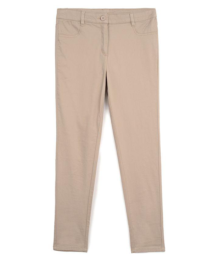 Nautica - Uniform Sateen Pants, Girls