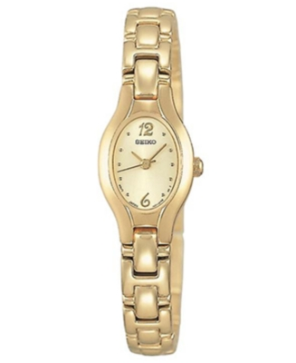 Seiko Watch, Women's Dress Bracelet SXGJ72