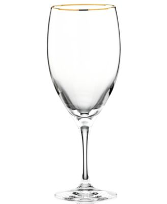 Lenox Stemware, Timeless Gold Signature All Purpose Glass