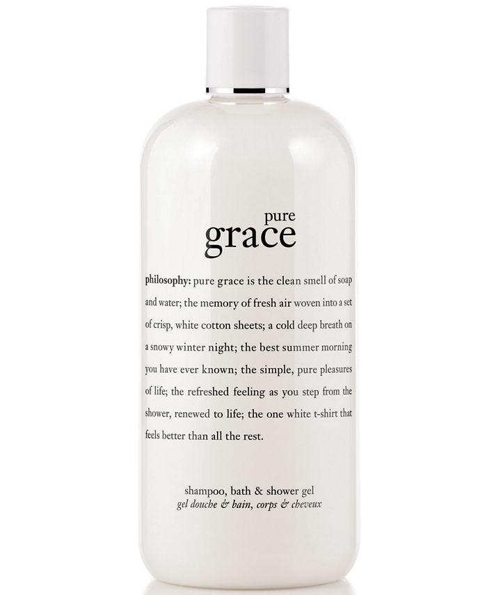 philosophy - pure grace shower cream