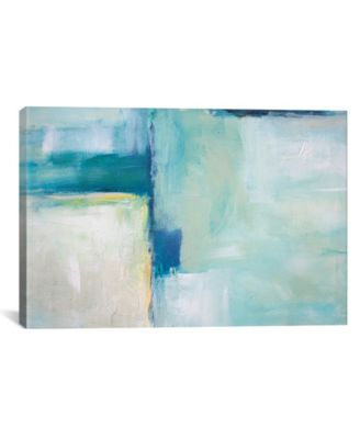 Macro by Julia Contacessi Wrapped Canvas Print - 18