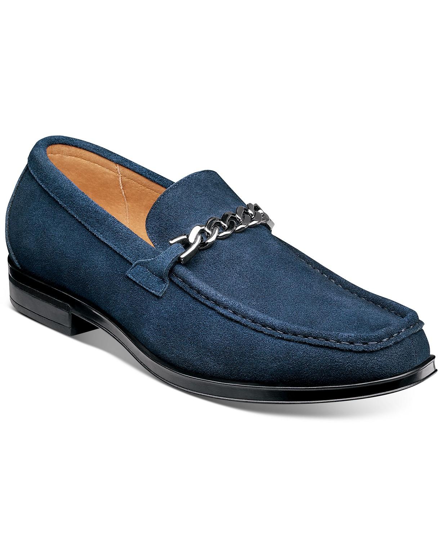 Norwood Moc-Toe Slip-On Loafers