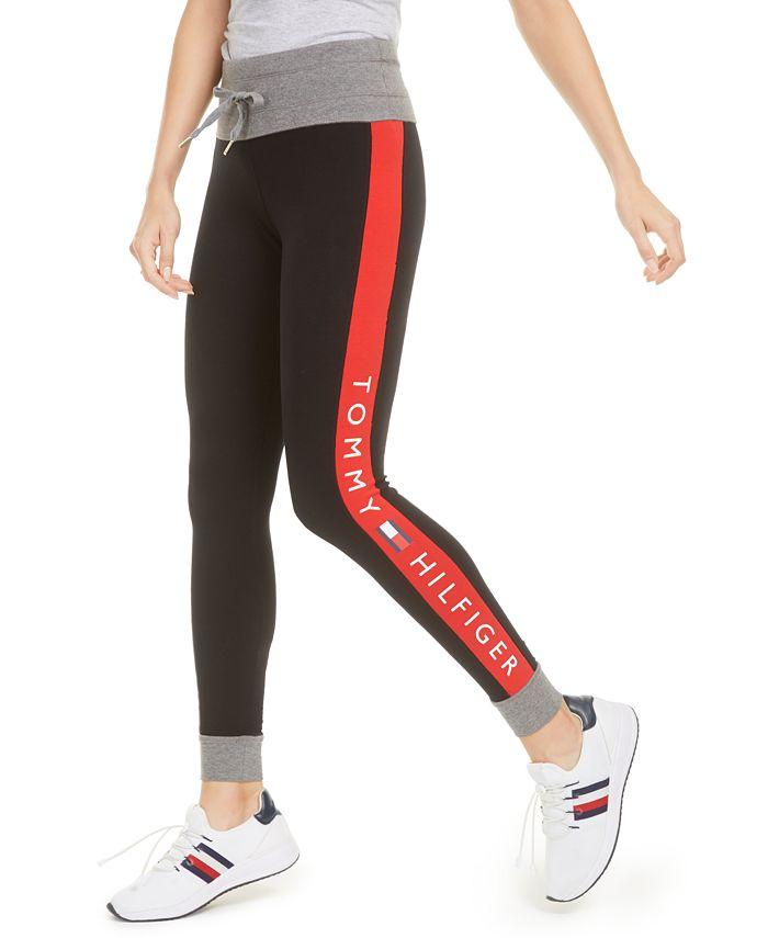 Tommy Hilfiger - Side-Striped Jogger Pants