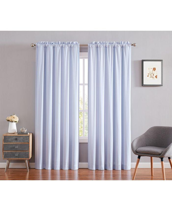 Charisma - Settee 2 Piece Window Curtain
