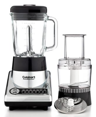 Cuisinart BFP-10CH Blender & Food Processor, PowerBlend Duet