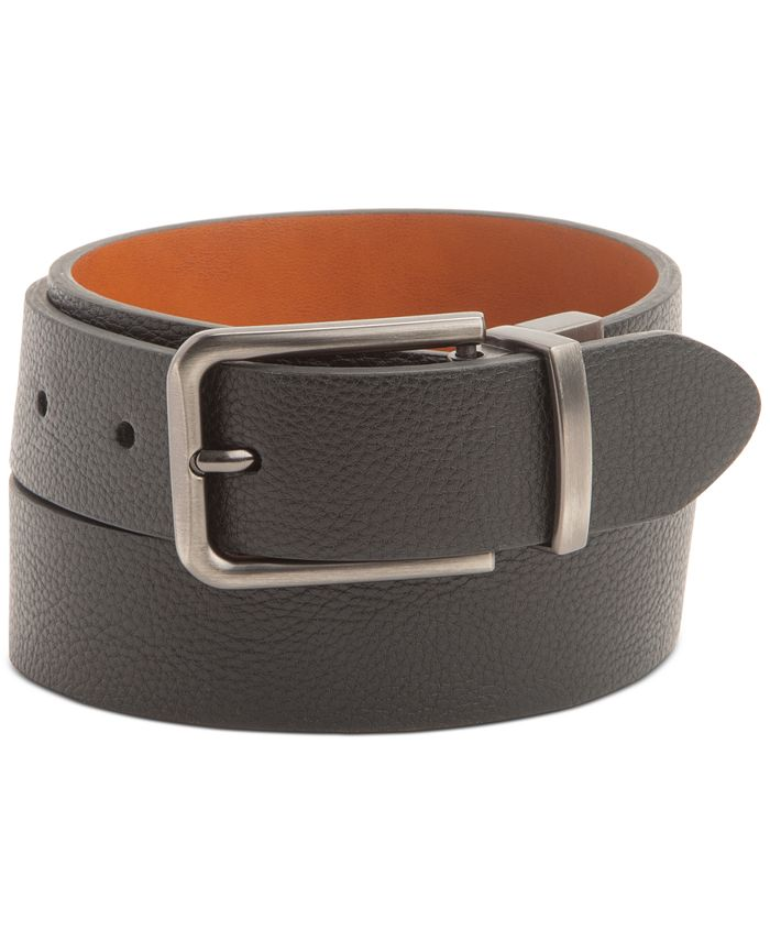 Alfani - Men's Reversible Belt