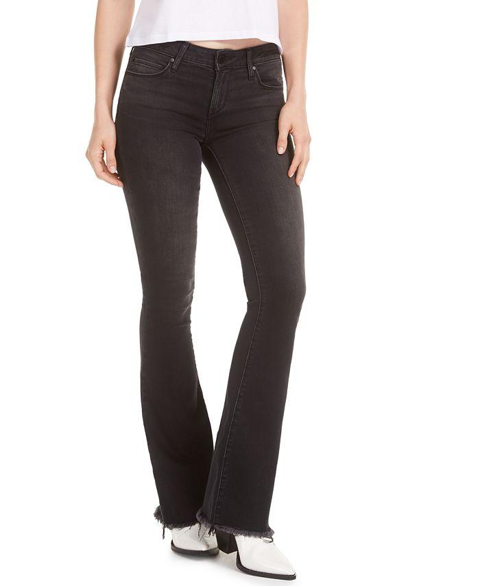 Articles of Society - Faith Black Flare Jeans