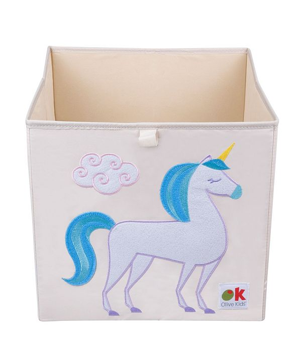 Wildkin Unicorn Storage Cube