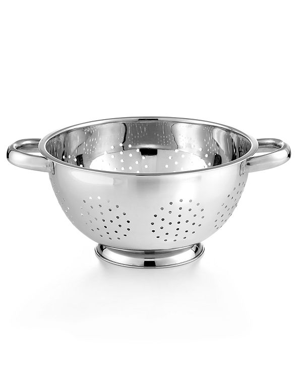 Martha Stewart Collection 4 Qt. Colander, Created for Macy's