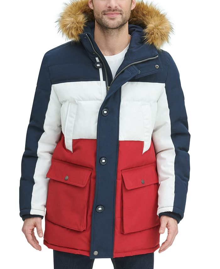 Tommy Hilfiger - Long Snorkel Coat