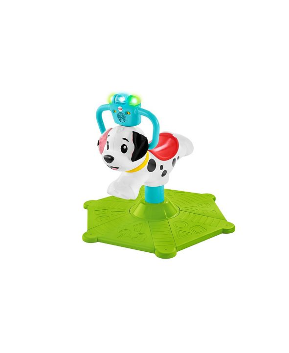 Fisher Price CLOSEOUT! Fisher-Price® Bounce And Spin Puppy