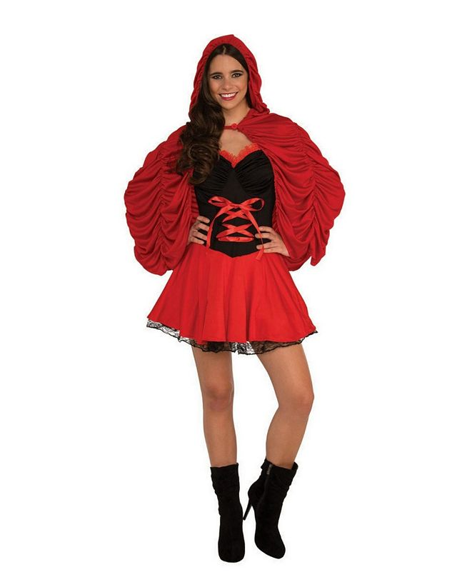 BuySeasons Women's Red Vampire Adult Costume