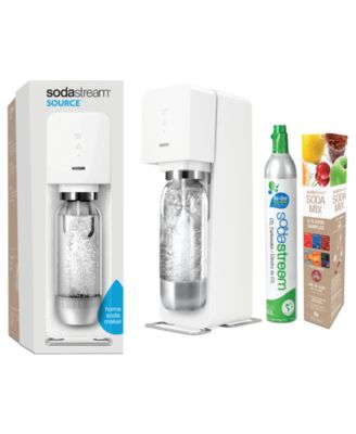SodaStream Source Soda Maker Starter Kit