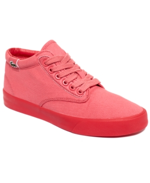 Lacoste Womens Shoes Barbados Mid Sneakers Womens Shoes