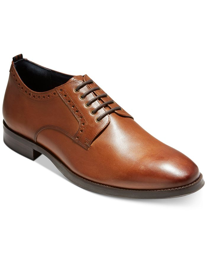 Cole Haan - Men's Jefferson Grand 2.0 Plain Oxford