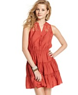 Red Casual Dresses For Juniors