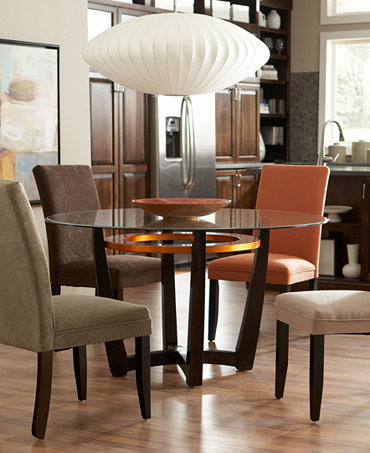 Cappuccino Dining Room Furniture Collection Furniture Macy 39 S