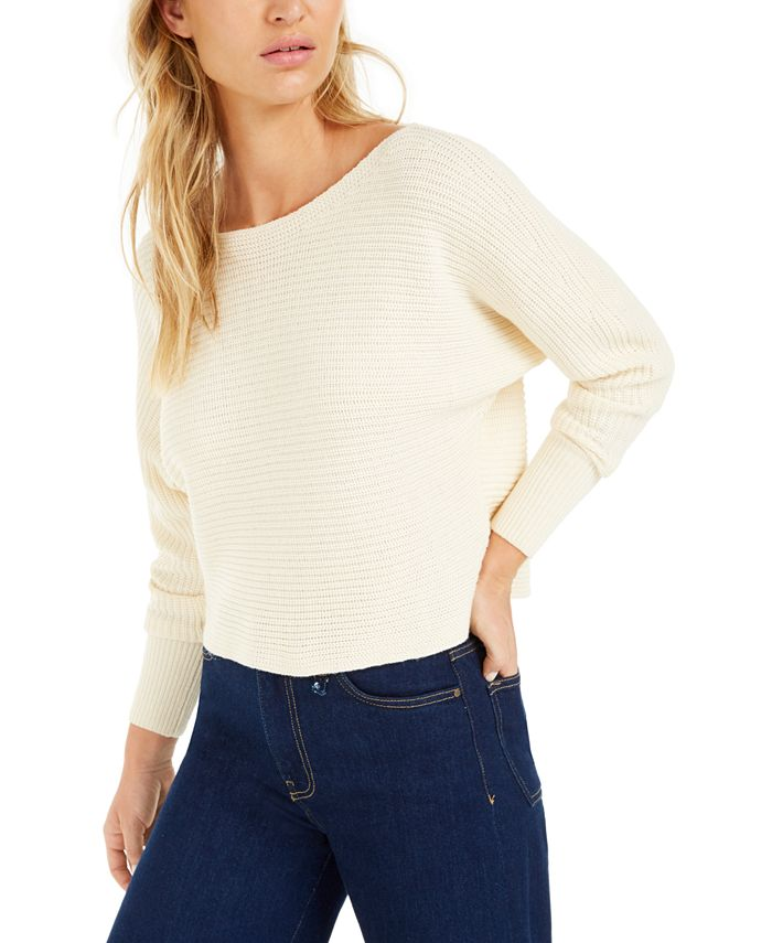 Bar III - Dolman-Sleeve Sweater
