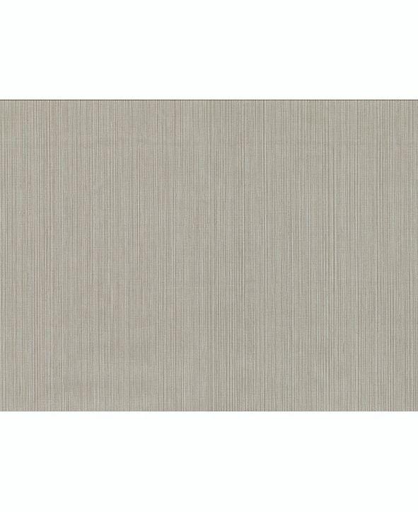 "Warner Textures 27"" x 324"" Tormund Light Stria Texture Wallpaper"