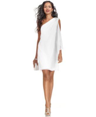 White Dressy Dresses - RP Dress