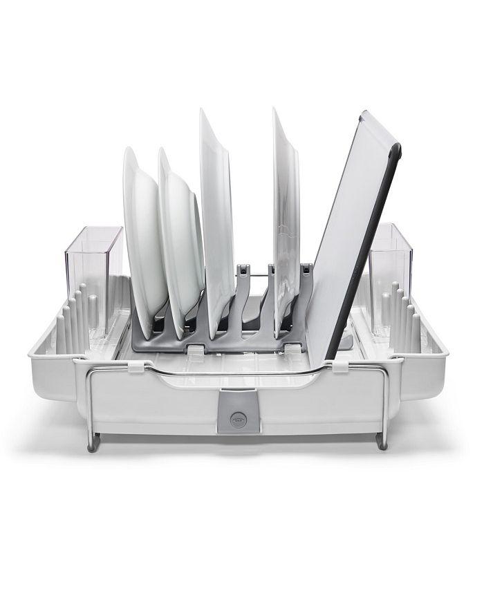 OXO - Good Grips Foldaway Dish Rack
