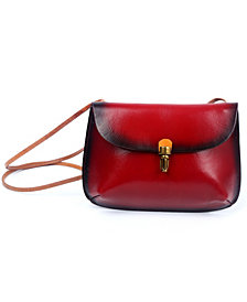 Old Trend Ada Leather Crossbody Bag
