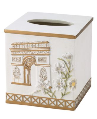 Paris Botanique Tissue Cover