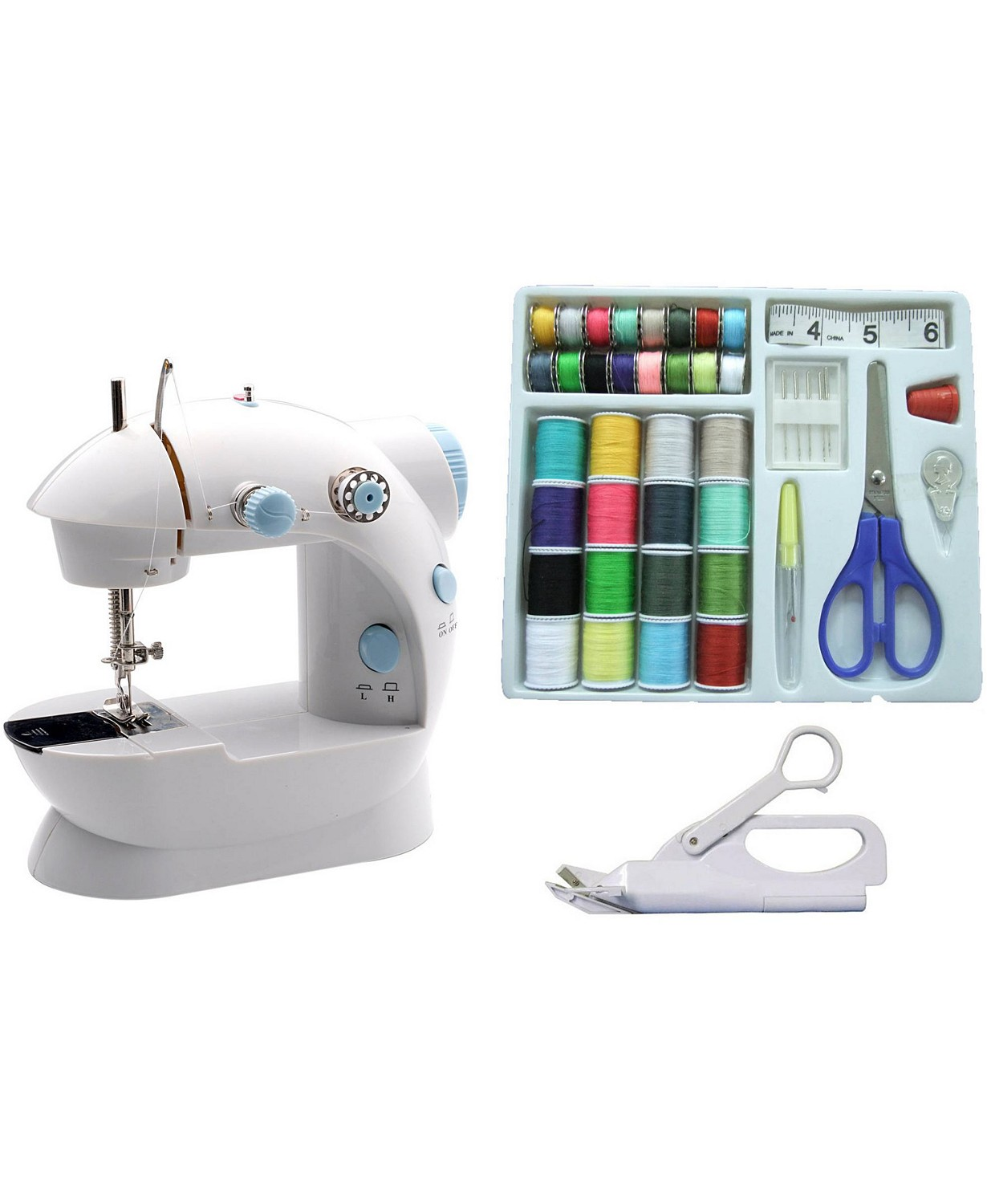 (50% OFF Deal) Mini Sewing Machine & Accessories $26.99